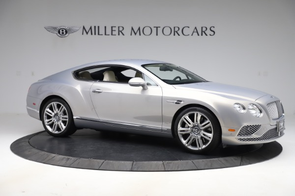 Used 2016 Bentley Continental GT W12 for sale Sold at Bentley Greenwich in Greenwich CT 06830 10