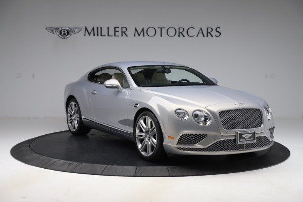 New 2016 Bentley Continental GT W12 for sale $128,900 at Bentley Greenwich in Greenwich CT 06830 11