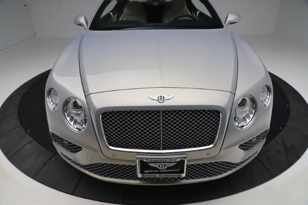 Used 2016 Bentley Continental GT W12 for sale Sold at Bentley Greenwich in Greenwich CT 06830 13
