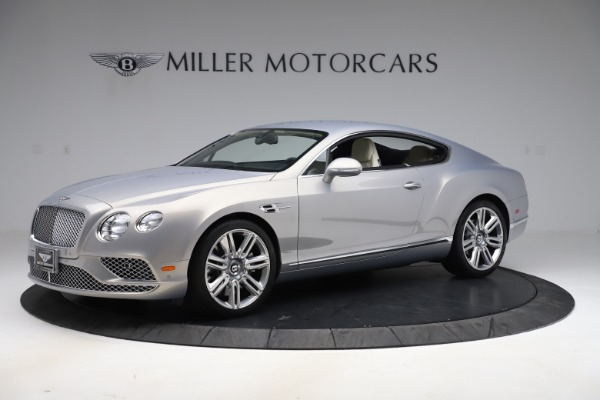 New 2016 Bentley Continental GT W12 for sale $128,900 at Bentley Greenwich in Greenwich CT 06830 2