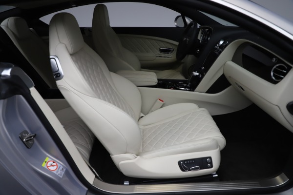 Used 2016 Bentley Continental GT W12 for sale Sold at Bentley Greenwich in Greenwich CT 06830 25