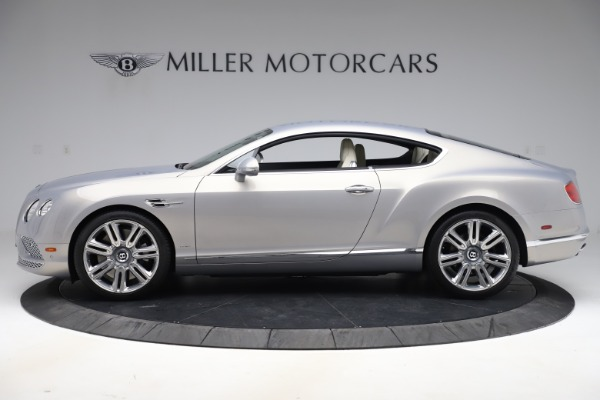 New 2016 Bentley Continental GT W12 for sale $128,900 at Bentley Greenwich in Greenwich CT 06830 3