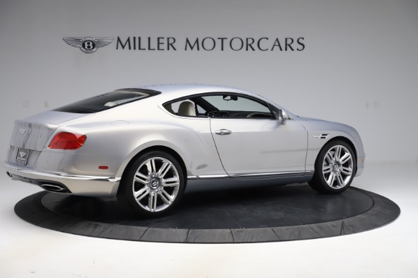 New 2016 Bentley Continental GT W12 for sale $128,900 at Bentley Greenwich in Greenwich CT 06830 8