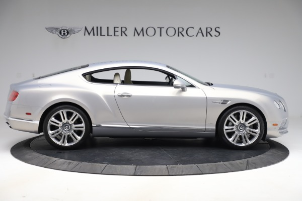 New 2016 Bentley Continental GT W12 for sale $128,900 at Bentley Greenwich in Greenwich CT 06830 9