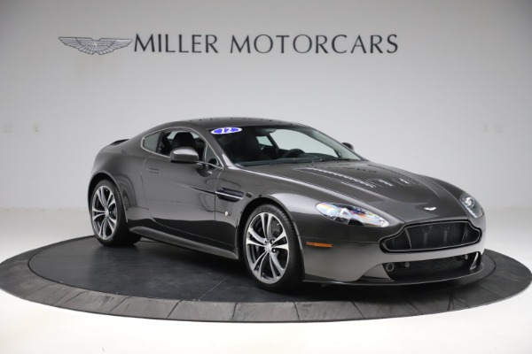 Used 2012 Aston Martin V12 Vantage Coupe for sale $115,900 at Bentley Greenwich in Greenwich CT 06830 10