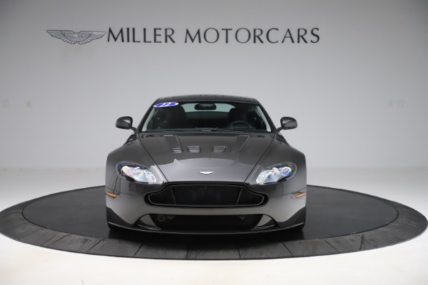 Used 2012 Aston Martin V12 Vantage Coupe for sale $115,900 at Bentley Greenwich in Greenwich CT 06830 11