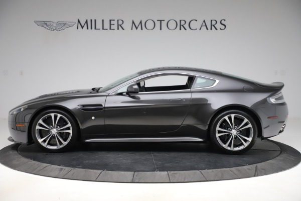 Used 2012 Aston Martin V12 Vantage Coupe for sale $115,900 at Bentley Greenwich in Greenwich CT 06830 2