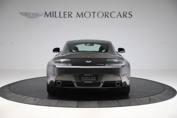 Used 2012 Aston Martin V12 Vantage Coupe for sale $115,900 at Bentley Greenwich in Greenwich CT 06830 5