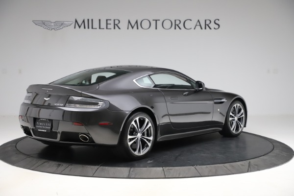 Used 2012 Aston Martin V12 Vantage Coupe for sale $115,900 at Bentley Greenwich in Greenwich CT 06830 7