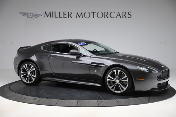 Used 2012 Aston Martin V12 Vantage Coupe for sale $115,900 at Bentley Greenwich in Greenwich CT 06830 9