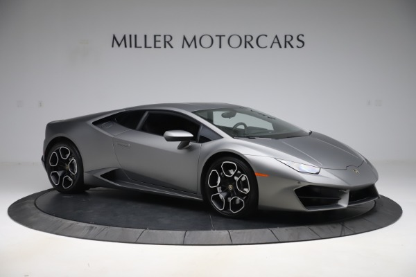 Used 2017 Lamborghini Huracan LP 580-2 for sale $179,900 at Bentley Greenwich in Greenwich CT 06830 10