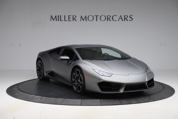 Used 2017 Lamborghini Huracan LP 580-2 for sale $179,900 at Bentley Greenwich in Greenwich CT 06830 11