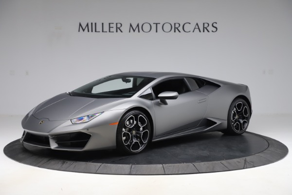 Used 2017 Lamborghini Huracan LP 580-2 for sale $179,900 at Bentley Greenwich in Greenwich CT 06830 2