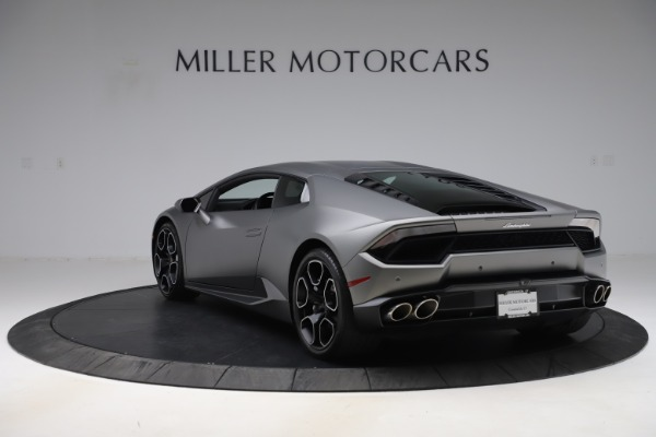 Used 2017 Lamborghini Huracan LP 580-2 for sale $179,900 at Bentley Greenwich in Greenwich CT 06830 5