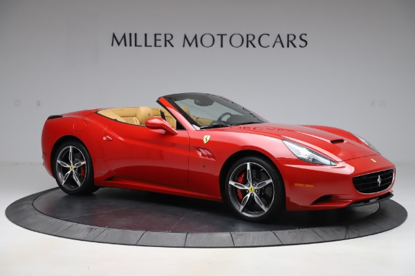 Used 2014 Ferrari California 30 for sale $127,900 at Bentley Greenwich in Greenwich CT 06830 10
