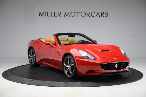 Used 2014 Ferrari California 30 for sale $127,900 at Bentley Greenwich in Greenwich CT 06830 11