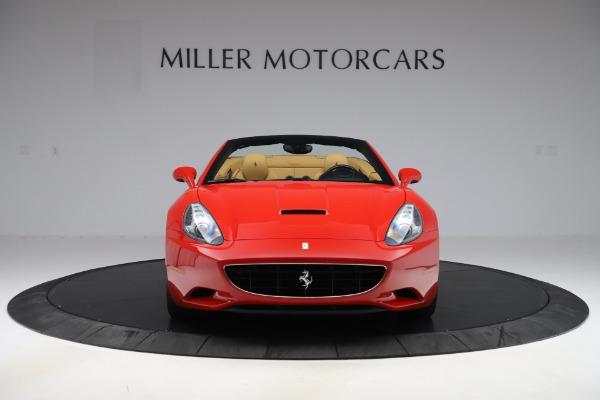 Used 2014 Ferrari California 30 for sale $127,900 at Bentley Greenwich in Greenwich CT 06830 12