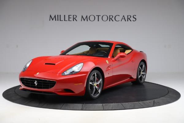 Used 2014 Ferrari California 30 for sale $127,900 at Bentley Greenwich in Greenwich CT 06830 13