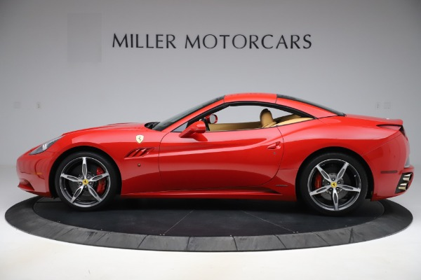 Used 2014 Ferrari California 30 for sale $127,900 at Bentley Greenwich in Greenwich CT 06830 14