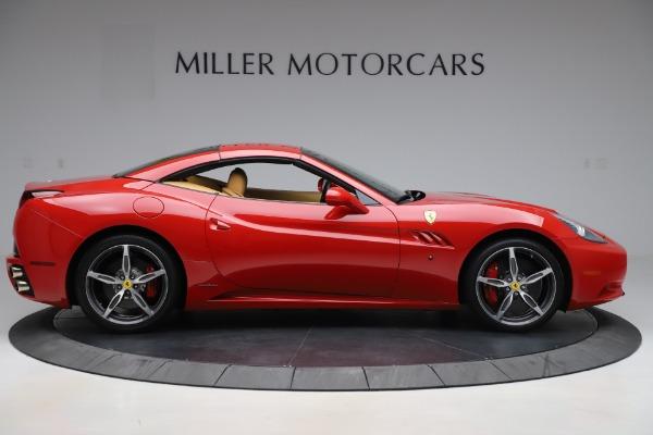 Used 2014 Ferrari California 30 for sale $127,900 at Bentley Greenwich in Greenwich CT 06830 15