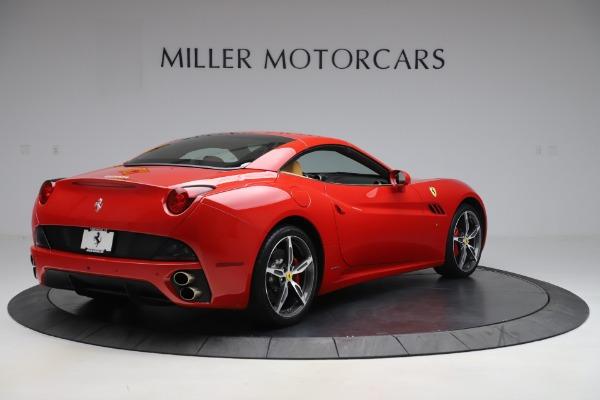 Used 2014 Ferrari California 30 for sale $127,900 at Bentley Greenwich in Greenwich CT 06830 16