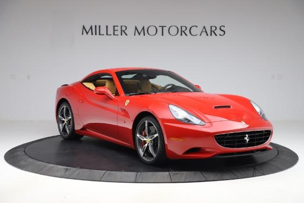Used 2014 Ferrari California 30 for sale $127,900 at Bentley Greenwich in Greenwich CT 06830 17