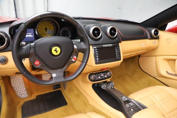 Used 2014 Ferrari California 30 for sale $127,900 at Bentley Greenwich in Greenwich CT 06830 18