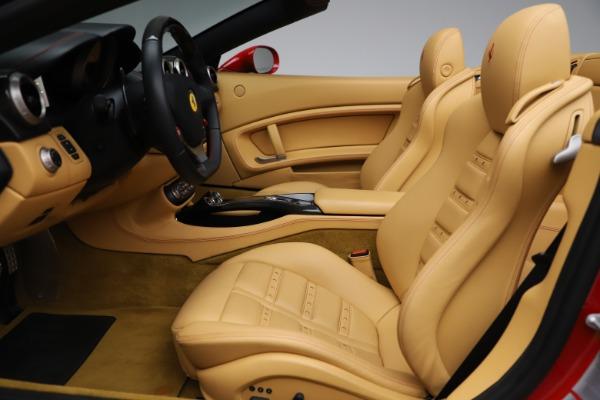 Used 2014 Ferrari California 30 for sale $127,900 at Bentley Greenwich in Greenwich CT 06830 19