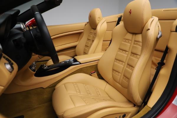 Used 2014 Ferrari California 30 for sale $127,900 at Bentley Greenwich in Greenwich CT 06830 20