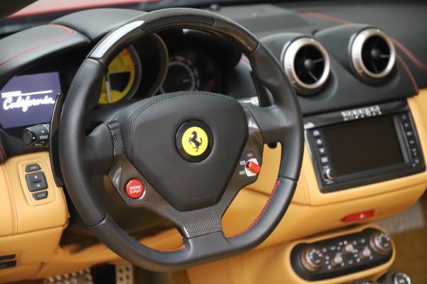 Used 2014 Ferrari California 30 for sale $127,900 at Bentley Greenwich in Greenwich CT 06830 21