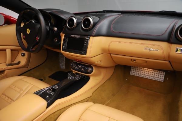 Used 2014 Ferrari California 30 for sale $127,900 at Bentley Greenwich in Greenwich CT 06830 23