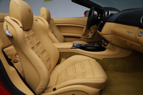 Used 2014 Ferrari California 30 for sale $127,900 at Bentley Greenwich in Greenwich CT 06830 24