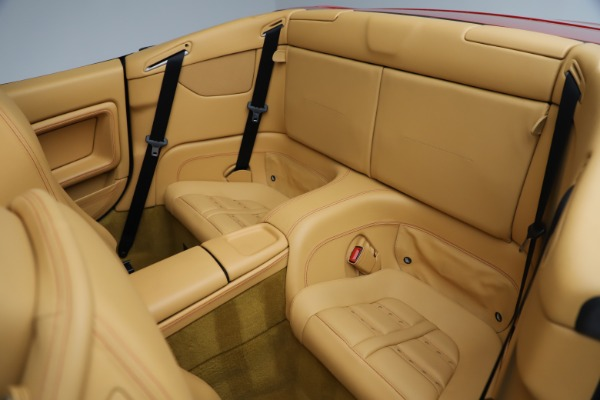 Used 2014 Ferrari California 30 for sale $127,900 at Bentley Greenwich in Greenwich CT 06830 27