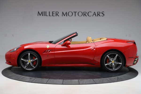 Used 2014 Ferrari California 30 for sale $127,900 at Bentley Greenwich in Greenwich CT 06830 3