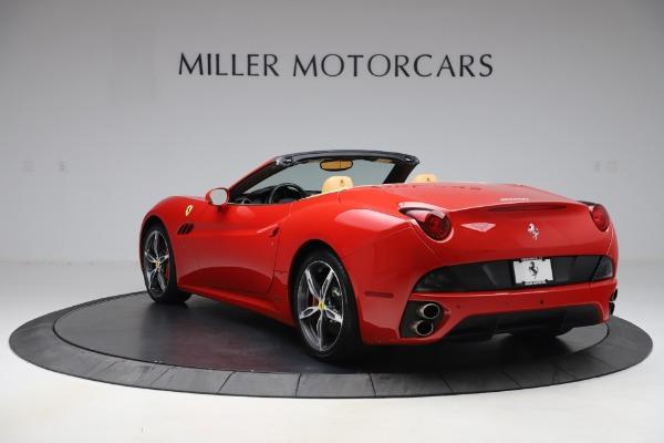 Used 2014 Ferrari California 30 for sale $127,900 at Bentley Greenwich in Greenwich CT 06830 5