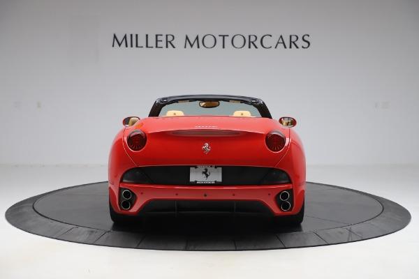 Used 2014 Ferrari California 30 for sale $127,900 at Bentley Greenwich in Greenwich CT 06830 6