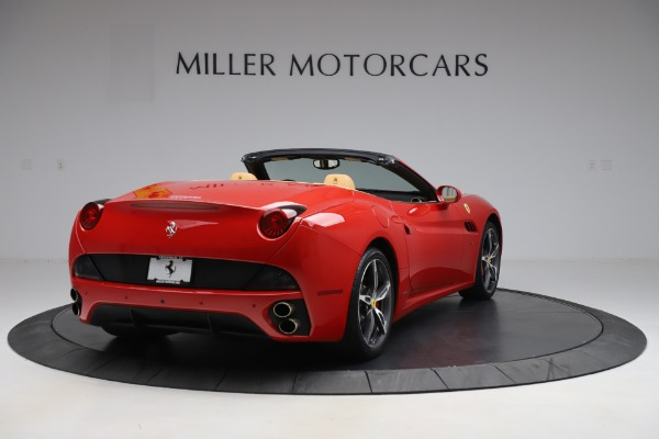 Used 2014 Ferrari California 30 for sale $127,900 at Bentley Greenwich in Greenwich CT 06830 7