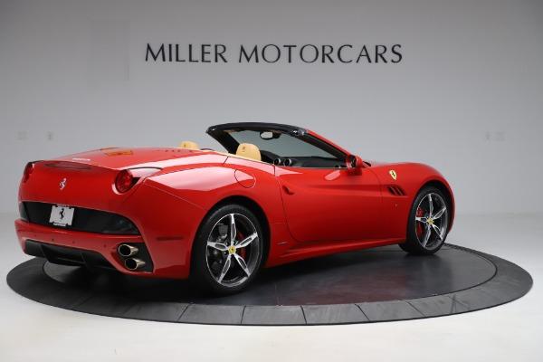Used 2014 Ferrari California 30 for sale $127,900 at Bentley Greenwich in Greenwich CT 06830 8