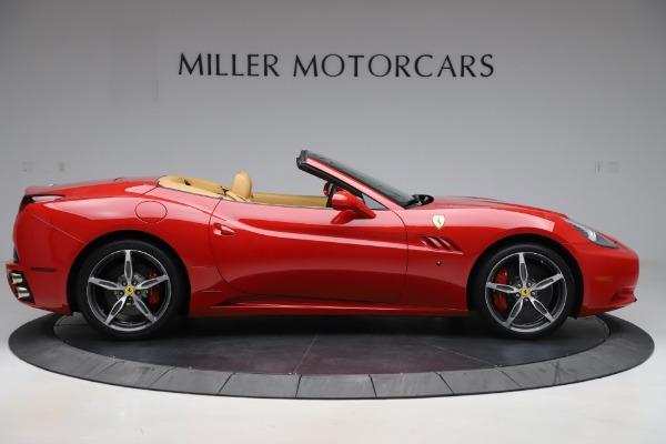 Used 2014 Ferrari California 30 for sale $127,900 at Bentley Greenwich in Greenwich CT 06830 9