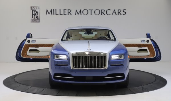 Used 2015 Rolls-Royce Wraith for sale $169,900 at Bentley Greenwich in Greenwich CT 06830 10