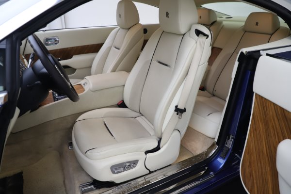 Used 2015 Rolls-Royce Wraith for sale $169,900 at Bentley Greenwich in Greenwich CT 06830 11