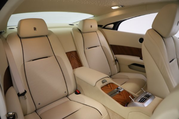 Used 2015 Rolls-Royce Wraith for sale $169,900 at Bentley Greenwich in Greenwich CT 06830 14