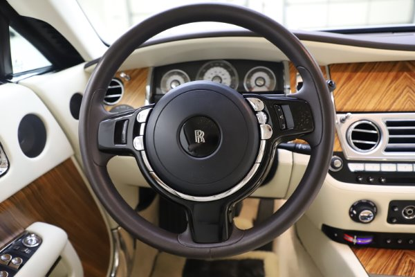 Used 2015 Rolls-Royce Wraith for sale $169,900 at Bentley Greenwich in Greenwich CT 06830 15