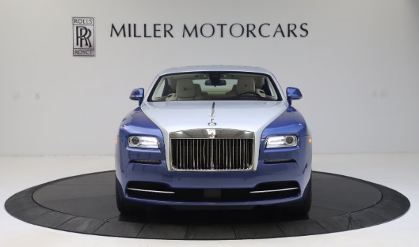 Used 2015 Rolls-Royce Wraith for sale $169,900 at Bentley Greenwich in Greenwich CT 06830 2