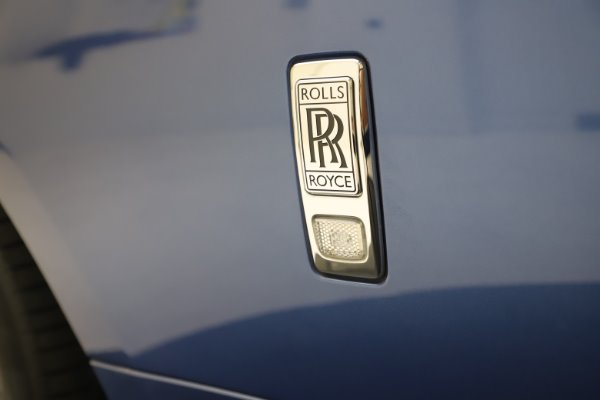 Used 2015 Rolls-Royce Wraith for sale $169,900 at Bentley Greenwich in Greenwich CT 06830 24