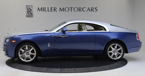 Used 2015 Rolls-Royce Wraith for sale $169,900 at Bentley Greenwich in Greenwich CT 06830 3