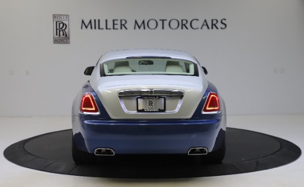 Used 2015 Rolls-Royce Wraith for sale $169,900 at Bentley Greenwich in Greenwich CT 06830 5