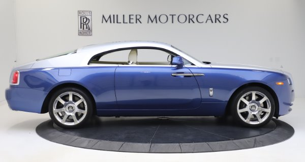 Used 2015 Rolls-Royce Wraith for sale $169,900 at Bentley Greenwich in Greenwich CT 06830 7