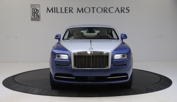 Used 2015 Rolls-Royce Wraith for sale $169,900 at Bentley Greenwich in Greenwich CT 06830 9