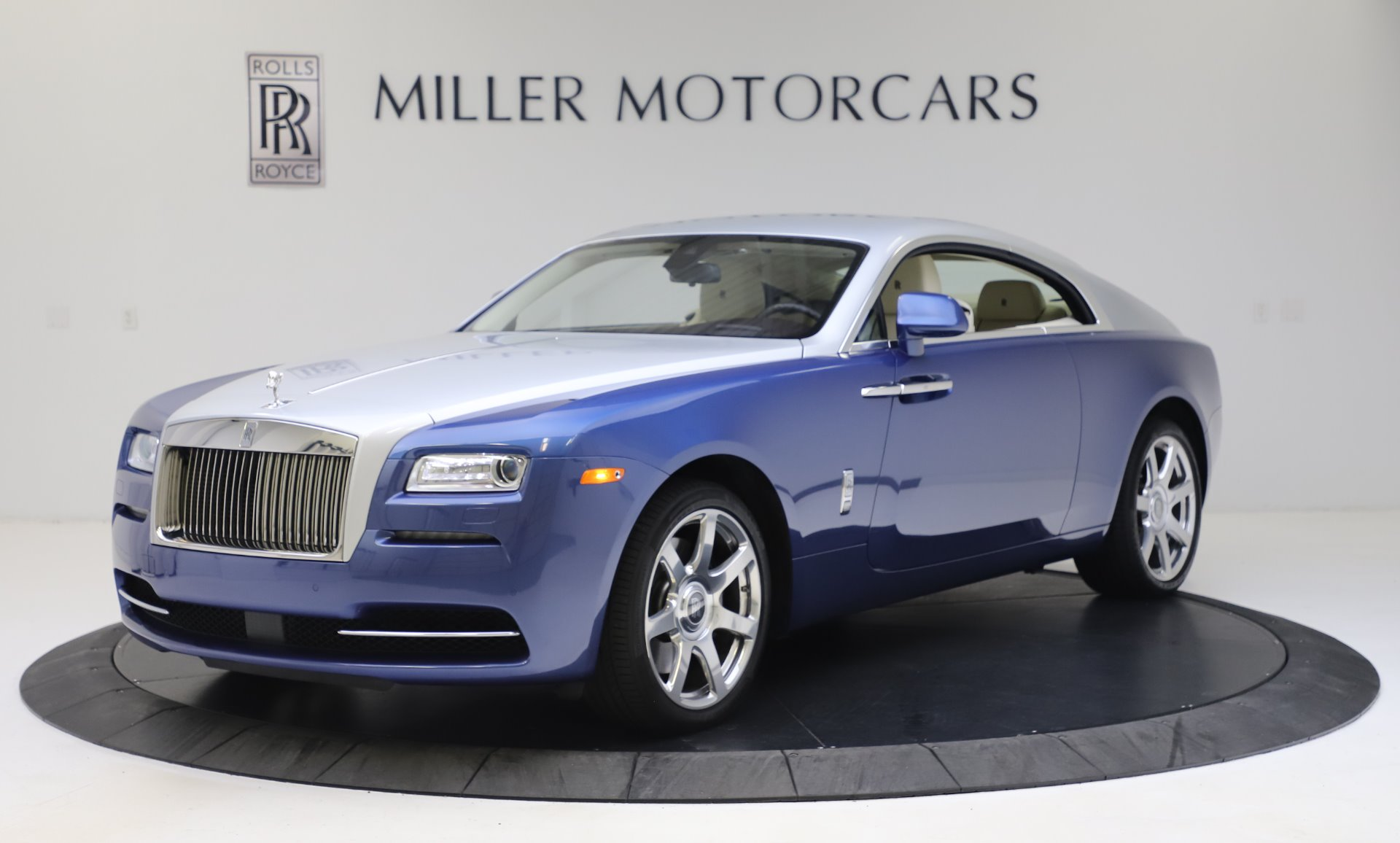Used 2015 Rolls-Royce Wraith for sale $169,900 at Bentley Greenwich in Greenwich CT 06830 1